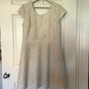 Beautiful gold speckled American Rag Dress